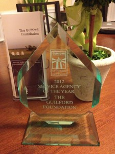 2012 Service Organization of the Year